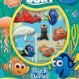 """Finding Dory """"Stuck on Stories"""" Sticker Book"""